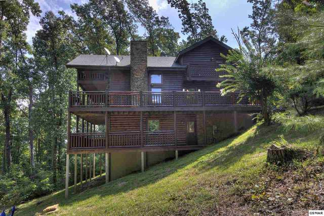 2561 Cloud View Drive Big Bear Lodge, Sevierville, TN 37862 (#231148) :: Billy Houston Group