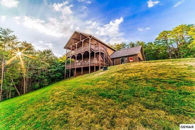 """891 Lake View Loop """"Secluded Sunri, Sevierville, TN 37876 (#231155) :: Suzanne Walls with eXp Realty"""