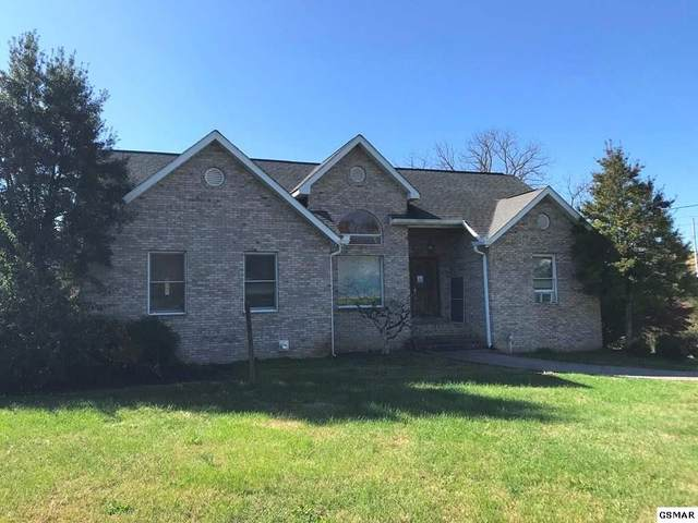 1415 Middle Creek Road, Sevierville, TN 37862 (#231190) :: The Terrell Team