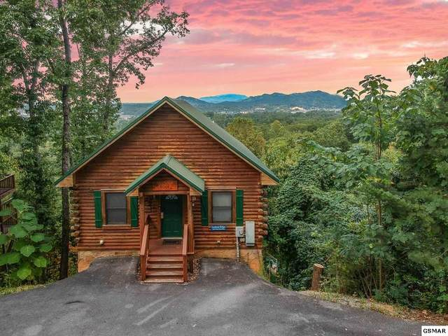 3327 Pine Peak Way, Pigeon Forge, TN 37862 (#231195) :: Jason White Team | Century 21 Legacy