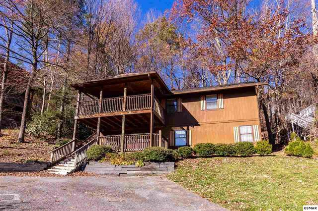 1540 Zurich Drive, Gatlinburg, TN 37738 (#231196) :: Billy Houston Group