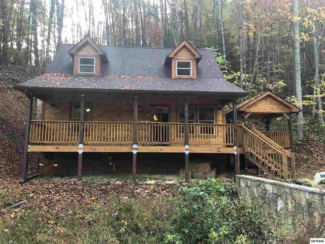 3442 Maddox Cemetery Rd, Sevierville, TN 37862 (#231255) :: Colonial Real Estate