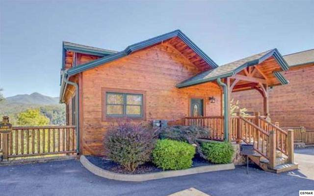 "652 Park Vista Way ""Heavenly Hillt, Gatlinburg, TN 37738 (#231286) :: Billy Houston Group"