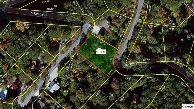 Lot 30 S Tamins, Gatlinburg, TN 37738 (#231288) :: Four Seasons Realty, Inc