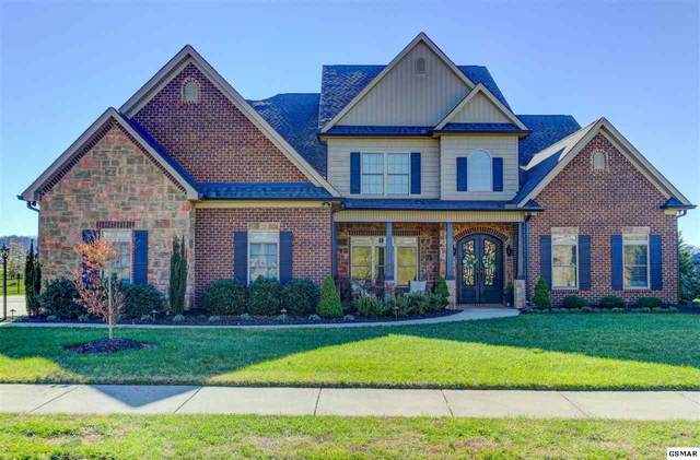 1325 Rippling Waters Circle, Sevierville, TN 37876 (#231297) :: Billy Houston Group