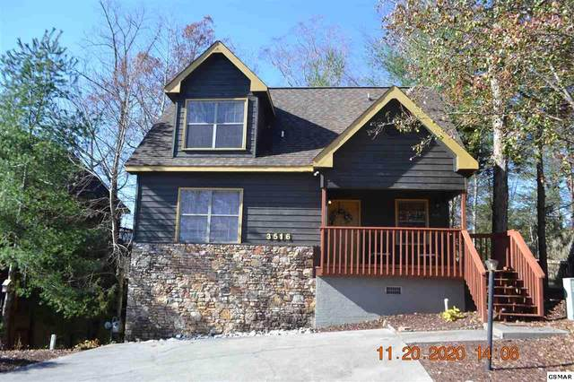 3516 Brook Stone Way Brookstone Vill, Pigeon Forge, TN 37863 (#231317) :: Suzanne Walls with eXp Realty