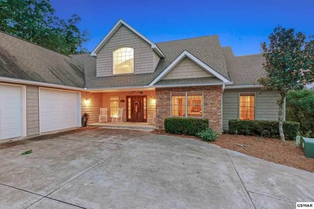 1279 Clabo Ln Lakeview in The, Sevierville, TN 37876 (#231354) :: Tennessee Elite Realty