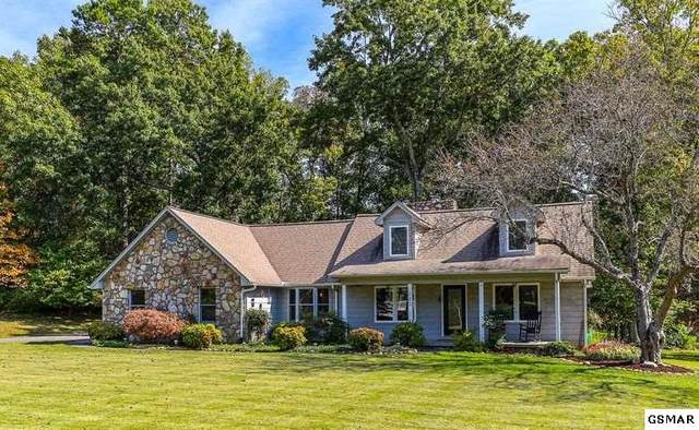 120 Longstreet Dr., Dandridge, TN 37725 (#231370) :: Colonial Real Estate