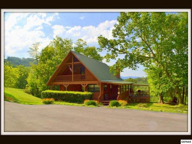 1640 Bench Mountain Way Dogwood Dreams, Sevierville, TN 37862 (#231393) :: Jason White Team | Century 21 Legacy