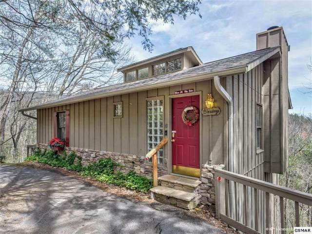 3607 Birdie Ln, Gatlinburg, TN 37738 (#231408) :: Billy Houston Group