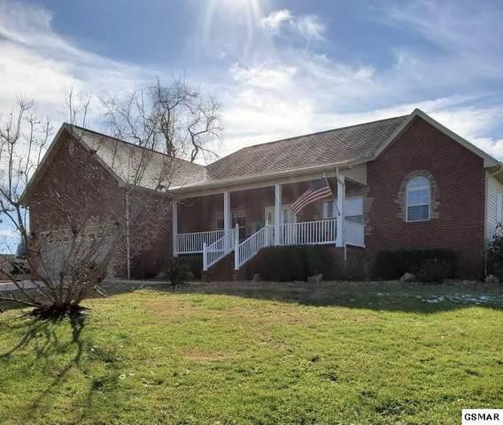 1331 Hodges Bend Rd, Sevierville, TN 37876 (#231417) :: The Terrell Team