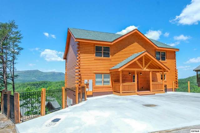 1711 High Rock Way Mistical Mounta, Sevierville, TN 37862 (#231448) :: Tennessee Elite Realty