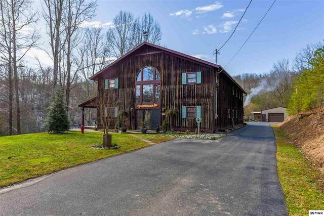 1293 Laurel Lick Rd., Sevierville, TN 37862 (#231451) :: Suzanne Walls with eXp Realty