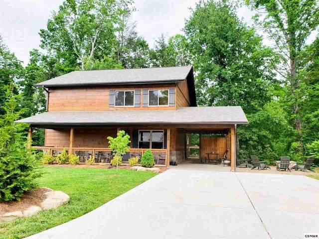 538 Johnson Ln, Gatlinburg, TN 37738 (#231505) :: Tennessee Elite Realty