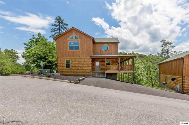 Lot 12 Heritage Hills Drive, Pigeon Forge, TN 37863 (#231510) :: Colonial Real Estate