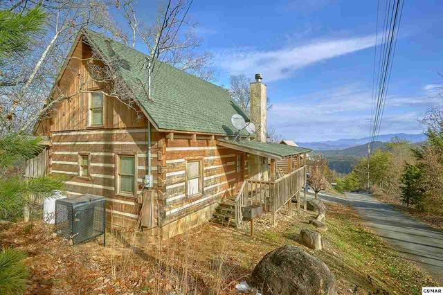 2214 Windswept View Way Cabin Of Dreams, Sevierville, TN 37876 (#231519) :: The Terrell Team