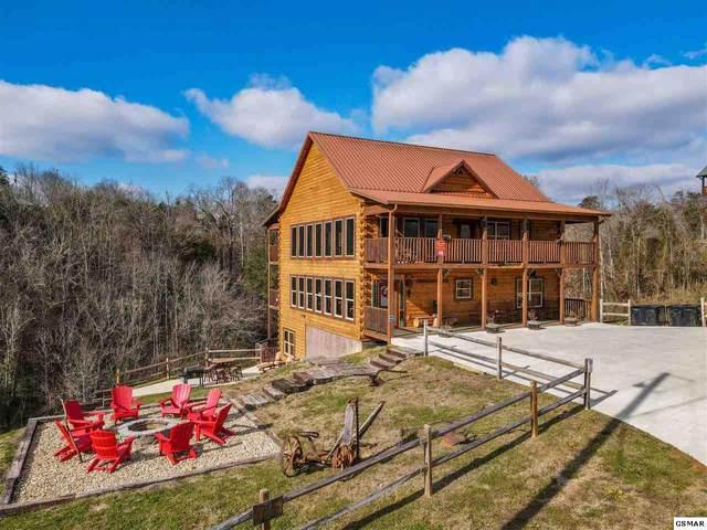 333 Oak Lake Drive, Sevierville, TN 37876 (#231533) :: Prime Mountain Properties