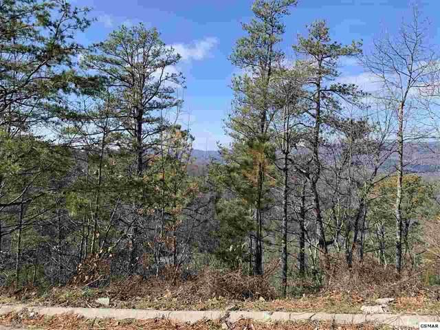 Lot 137 Mountain Ridge Way, Sevierville, TN 37862 (#231559) :: Jason White Team | Century 21 Legacy