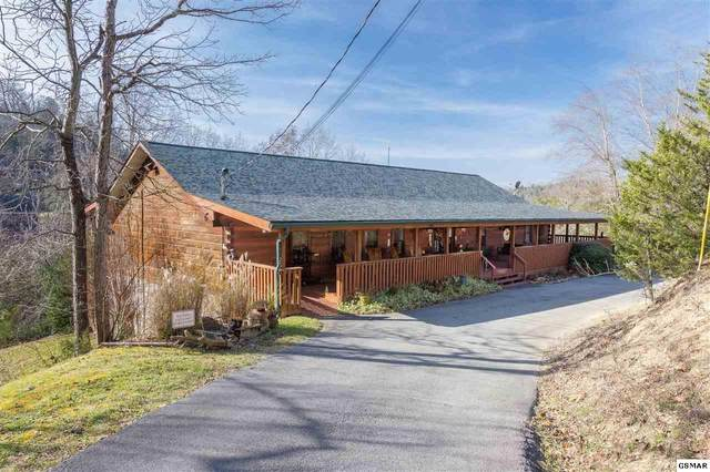 1280 Flat Creek Rd The Lodge At Do, Sevierville, TN 37876 (#231582) :: Tennessee Elite Realty