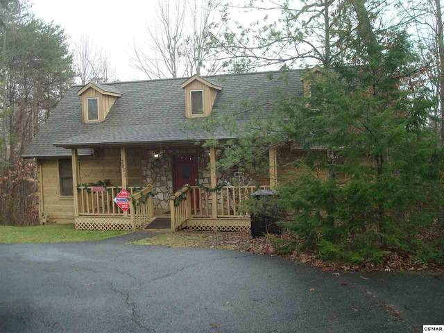 2801 Alexander Pl Mountain Crest, Pigeon Forge, TN 37863 (#231680) :: Colonial Real Estate
