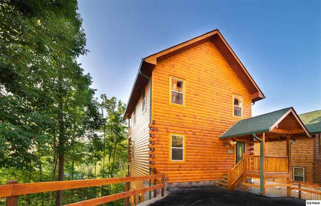 Lot 2 Timber Woods Dr, Sevierville, TN 37862 (#231719) :: Billy Houston Group
