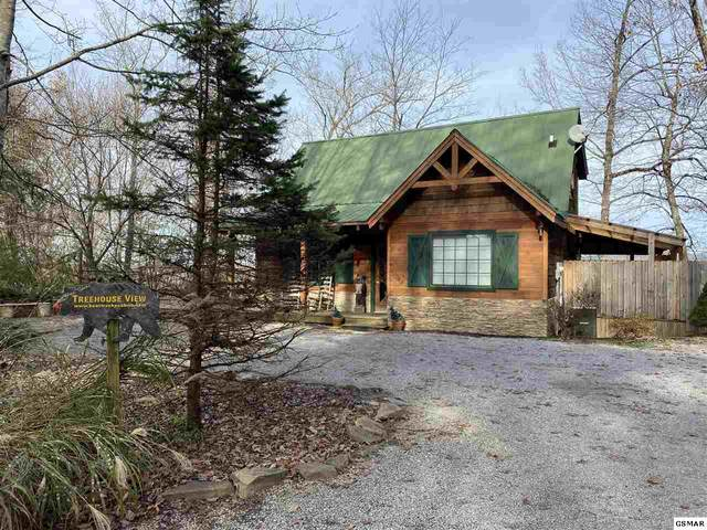 4137 Watson Ct Treehouse, Pigeon Forge, TN 37863 (#231723) :: The Terrell Team