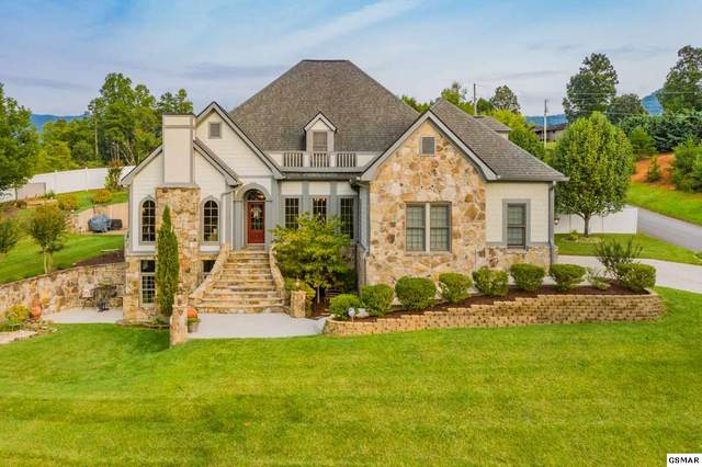 105 Burning Oaks Dr, Sevierville, TN 37876 (#231802) :: Colonial Real Estate