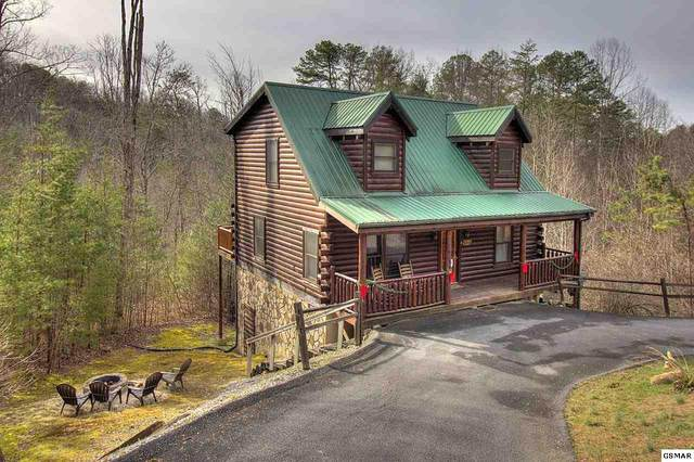 2231 Breezy Road Rustic Elegance, Sevierville, TN 37876 (#231807) :: Billy Houston Group