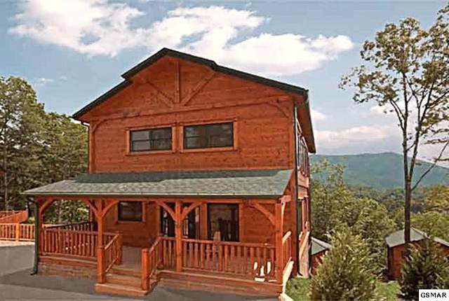 """853 Great Smoky Way """"Best Views And, Gatlinburg, TN 37738 (#231841) :: Suzanne Walls with eXp Realty"""