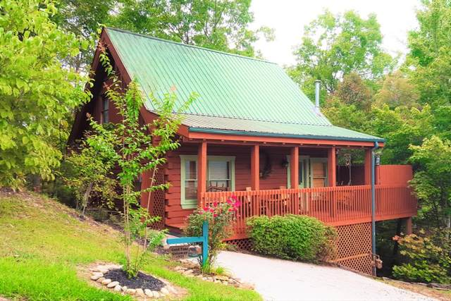 321 Brown Wren Way, Gatlinburg, TN 37738 (#240014) :: Tennessee Elite Realty