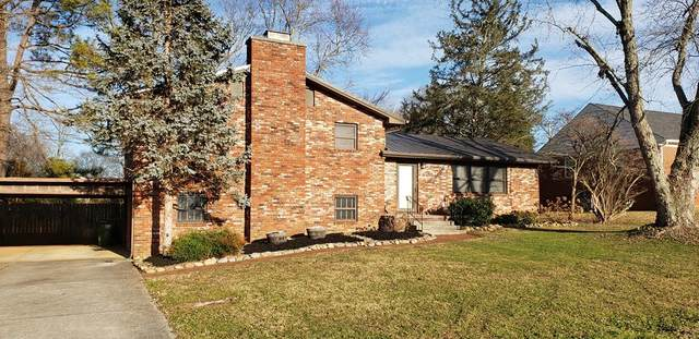 208 Dogwood Dr, Maryville, TN 37804 (#240049) :: Prime Mountain Properties