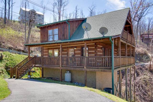 703 Short Ridge Court, Gatlinburg, TN 37738 (#240050) :: The Terrell Team