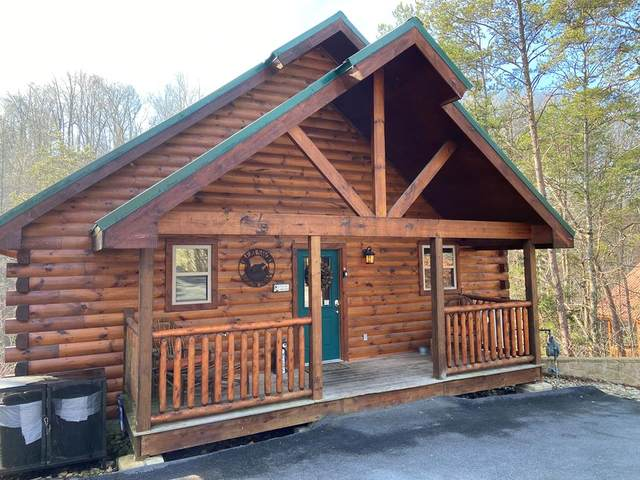 2613 Tree Top Way, Pigeon Forge, TN 37863 (#240063) :: Billy Houston Group