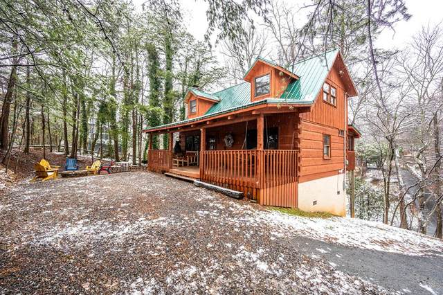 1136 E Foothills Dr, Gatlinburg, TN 37738 (#240080) :: Prime Mountain Properties