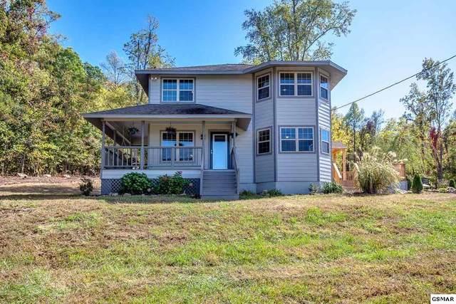 802 Layman Dr, Dandridge, TN 37725 (#240082) :: Prime Mountain Properties