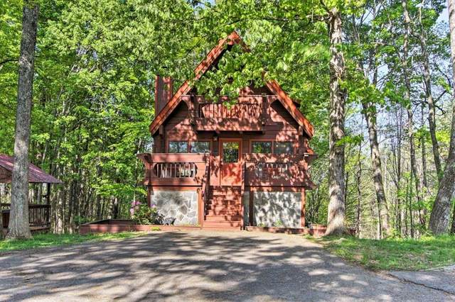 1103 Fox Run A/K/A 1103 Foxw, Gatlinburg, TN 37738 (#240102) :: Prime Mountain Properties