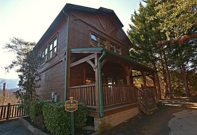 853 Great Smoky Way Best Views And , Gatlinburg, TN 37738 (#240105) :: Prime Mountain Properties