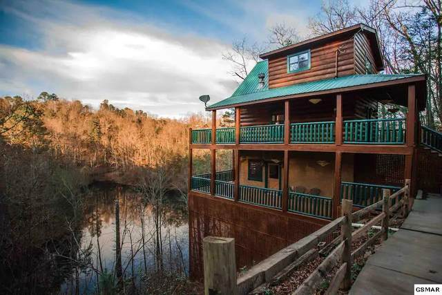 "956 N Highland Dr ""Mirror Lake Lo, Gatlinburg, TN 37738 (#240153) :: Tennessee Elite Realty"