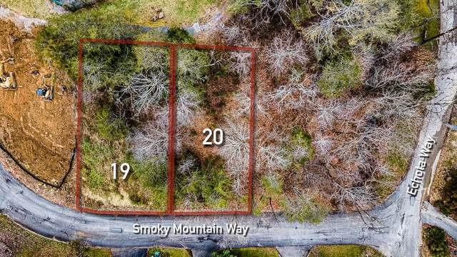 Lot 19 & 20 Smoky Mountain Way, Sevierville, TN 37876 (#240162) :: Jason White Team | Century 21 Legacy