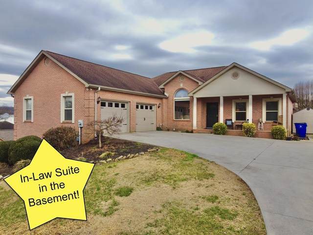 115 Porterfield Gap Rd, Seymour, TN 37865 (#240182) :: Jason White Team   Century 21 Legacy