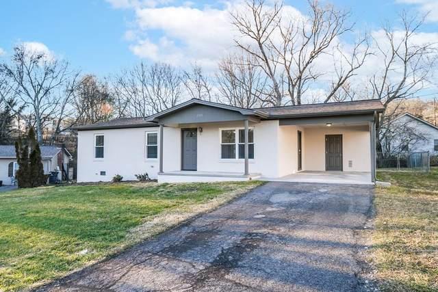 2309 Rosann Lane, Knoxville, TN 37918 (#240189) :: Colonial Real Estate