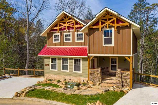 Lot 47 Whittlers Way, Gatlinburg, TN 37876 (#240192) :: The Terrell Team
