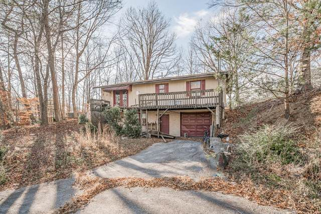 2122 Hickory Manor Rd, Sevierville, TN 37862 (#240200) :: Jason White Team | Century 21 Legacy