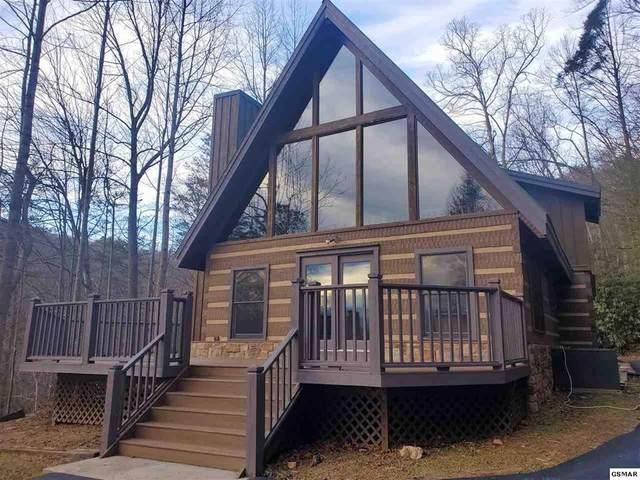 728 Hidden Valley Road, Gatlinburg, TN 37742 (#240210) :: Colonial Real Estate