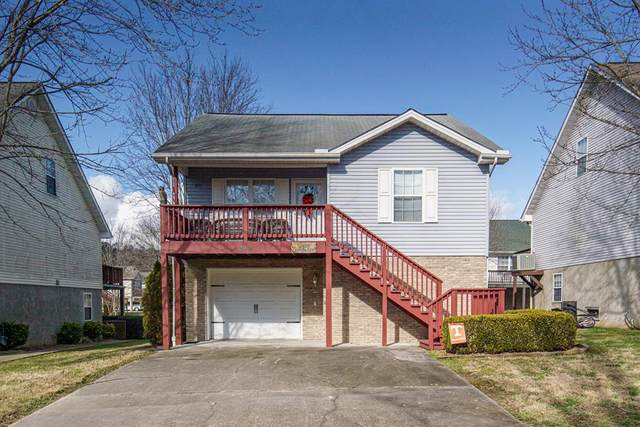819 Plantation Drive, Pigeon Forge, TN 37863 (#240240) :: The Terrell Team