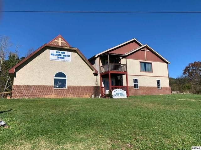 1254 Rhyne Camp Rd, Newport, TN 37821 (#240260) :: Jason White Team | Century 21 Legacy