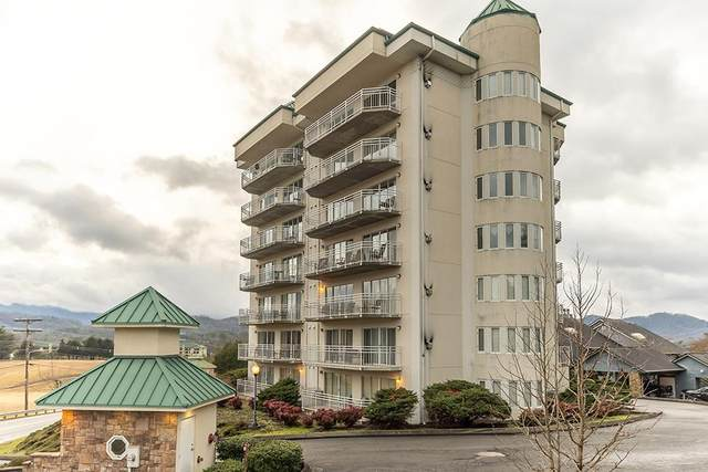 503 Dollywood Lane Unit 151, Pigeon Forge, TN 37863 (#240274) :: Colonial Real Estate