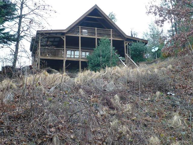 2632 Hatcher Mountain Road, Sevierville, TN 37862 (#240303) :: Jason White Team | Century 21 Legacy