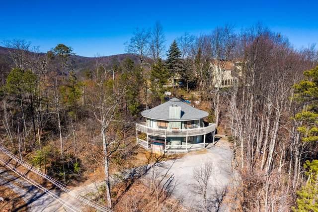 1318 Garrett Drive, Gatlinburg, TN 37738 (#240321) :: Tennessee Elite Realty
