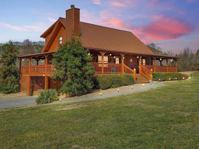 3509 Autumn Woods Ln., Sevierville, TN 37862 (#240361) :: Colonial Real Estate